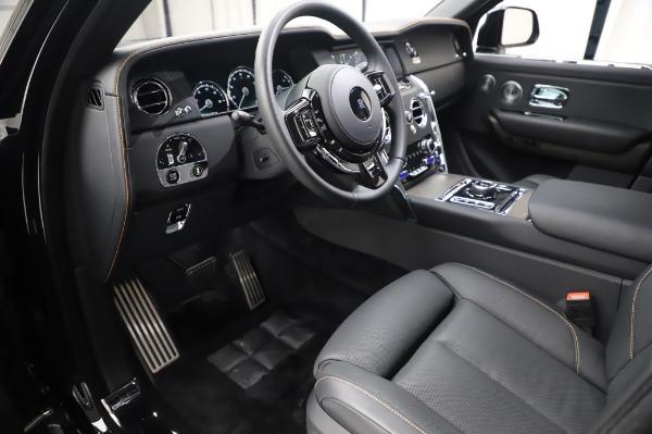 Used 2020 Rolls-Royce Cullinan for sale $355,900 at Bugatti of Greenwich in Greenwich CT 06830 17