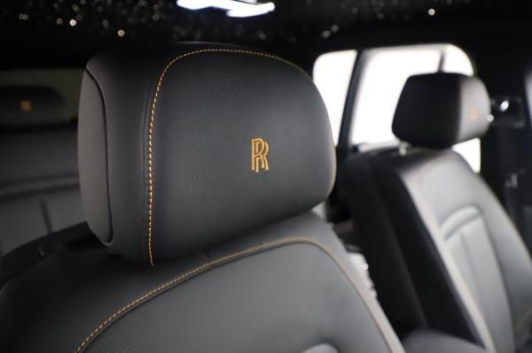 Used 2020 Rolls-Royce Cullinan for sale $355,900 at Bugatti of Greenwich in Greenwich CT 06830 23