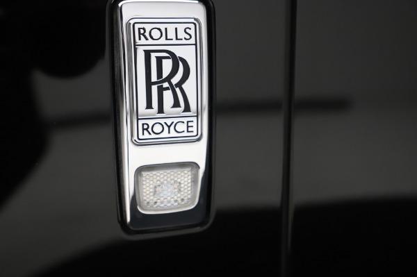 Used 2020 Rolls-Royce Cullinan for sale $355,900 at Bugatti of Greenwich in Greenwich CT 06830 26