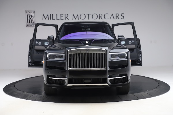 Used 2020 Rolls-Royce Cullinan for sale $355,900 at Bugatti of Greenwich in Greenwich CT 06830 9