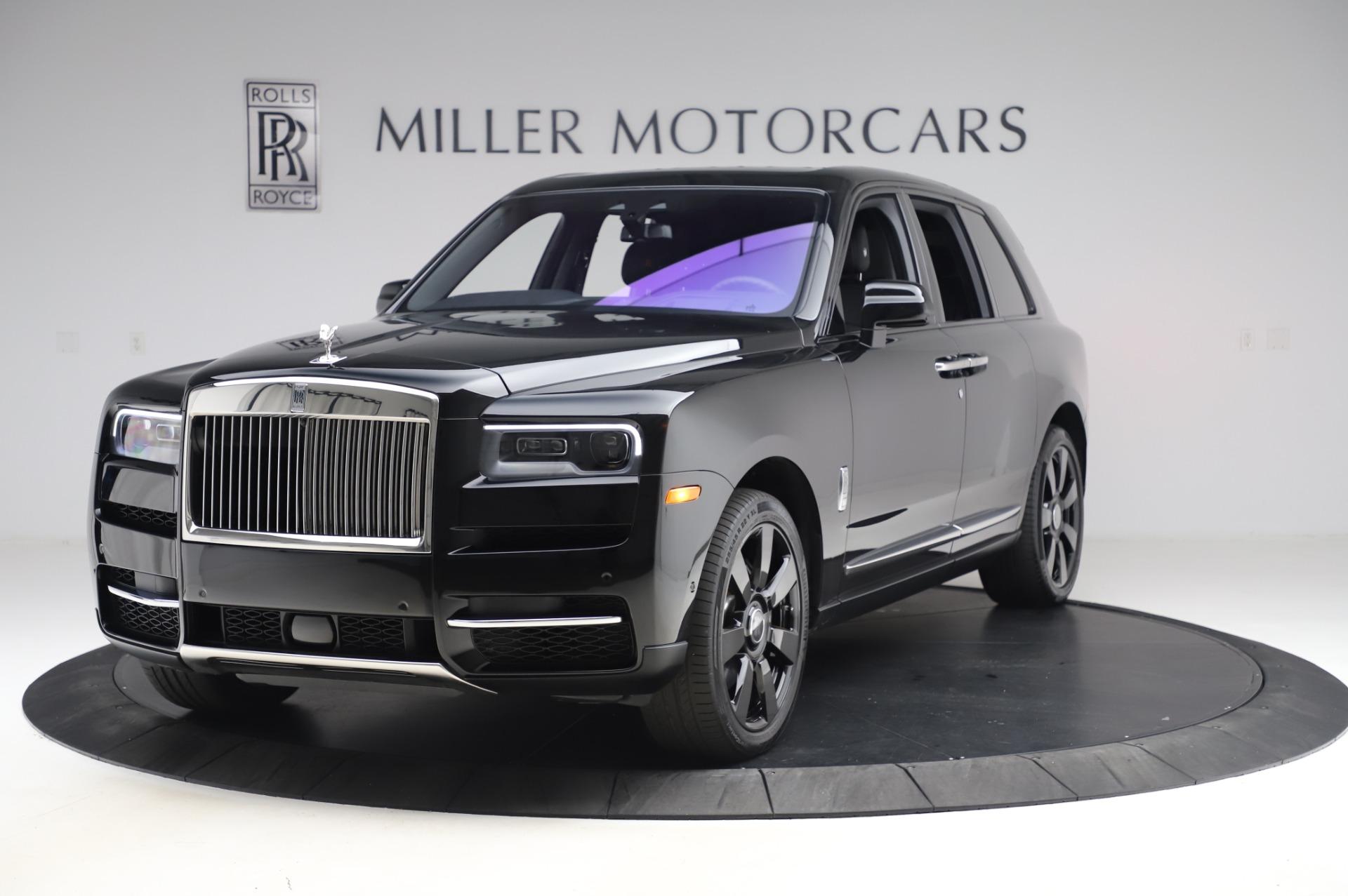Used 2020 Rolls-Royce Cullinan for sale $355,900 at Bugatti of Greenwich in Greenwich CT 06830 1