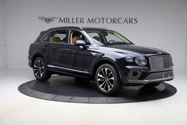 New 2021 Bentley Bentayga V8 for sale Sold at Bugatti of Greenwich in Greenwich CT 06830 12