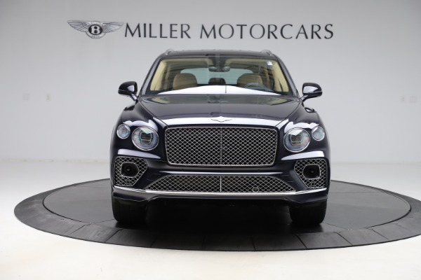New 2021 Bentley Bentayga V8 for sale Sold at Bugatti of Greenwich in Greenwich CT 06830 13