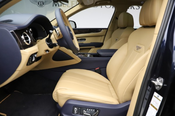 New 2021 Bentley Bentayga V8 for sale Sold at Bugatti of Greenwich in Greenwich CT 06830 18