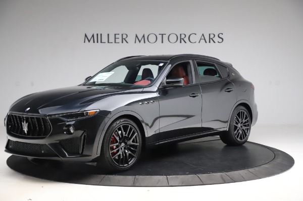 New 2020 Maserati Levante GTS for sale Sold at Bugatti of Greenwich in Greenwich CT 06830 2