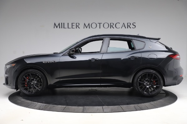 New 2020 Maserati Levante GTS for sale Sold at Bugatti of Greenwich in Greenwich CT 06830 3