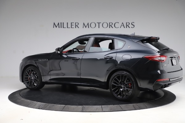 New 2020 Maserati Levante GTS for sale Sold at Bugatti of Greenwich in Greenwich CT 06830 4