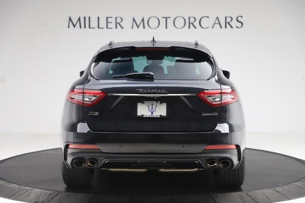 New 2020 Maserati Levante GTS for sale Sold at Bugatti of Greenwich in Greenwich CT 06830 6