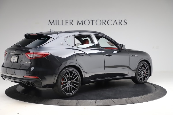 New 2020 Maserati Levante GTS for sale Sold at Bugatti of Greenwich in Greenwich CT 06830 8
