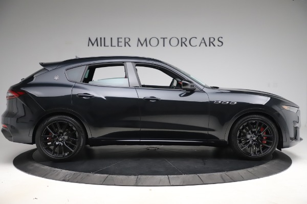 New 2020 Maserati Levante GTS for sale Sold at Bugatti of Greenwich in Greenwich CT 06830 9