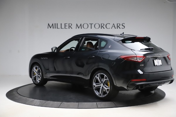 New 2020 Maserati Levante GTS for sale Call for price at Bugatti of Greenwich in Greenwich CT 06830 4