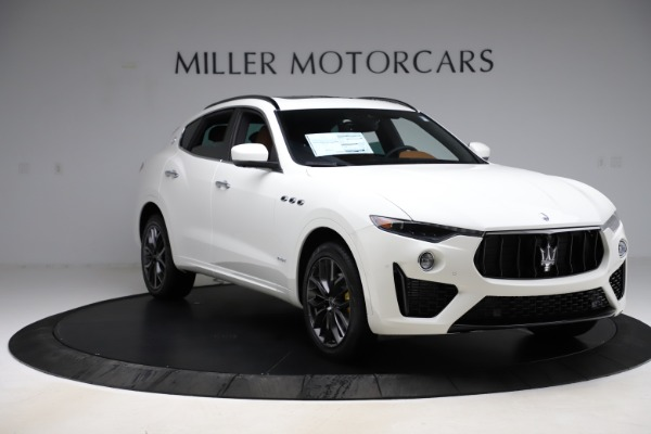 New 2020 Maserati Levante Q4 GranSport for sale $84,285 at Bugatti of Greenwich in Greenwich CT 06830 11