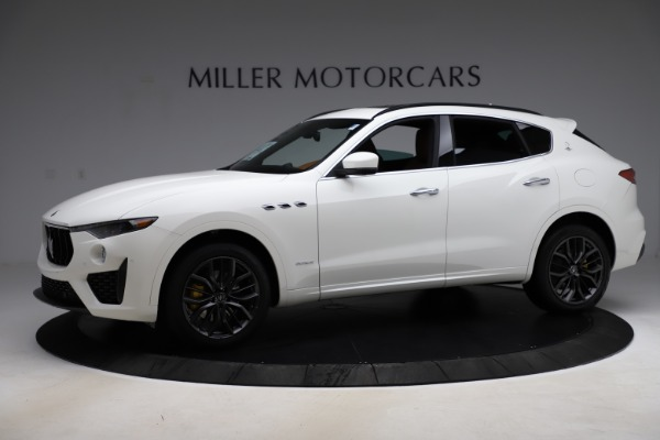 New 2020 Maserati Levante Q4 GranSport for sale $84,285 at Bugatti of Greenwich in Greenwich CT 06830 2