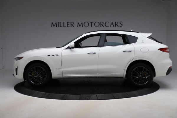New 2020 Maserati Levante Q4 GranSport for sale $84,285 at Bugatti of Greenwich in Greenwich CT 06830 3