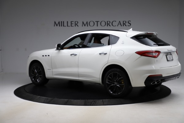 New 2020 Maserati Levante Q4 GranSport for sale $84,285 at Bugatti of Greenwich in Greenwich CT 06830 4
