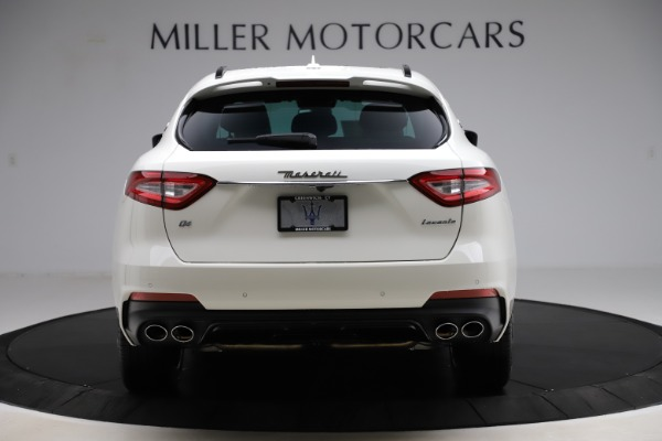 New 2020 Maserati Levante Q4 GranSport for sale $84,285 at Bugatti of Greenwich in Greenwich CT 06830 6