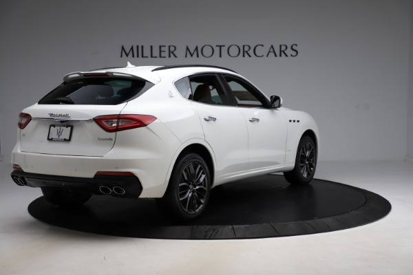New 2020 Maserati Levante Q4 GranSport for sale $84,285 at Bugatti of Greenwich in Greenwich CT 06830 7