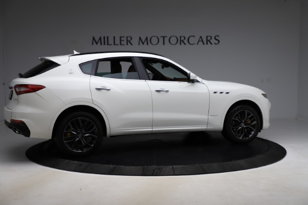 New 2020 Maserati Levante Q4 GranSport for sale $84,285 at Bugatti of Greenwich in Greenwich CT 06830 8