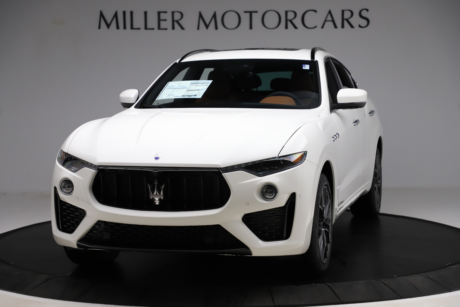 New 2020 Maserati Levante Q4 GranSport for sale $84,285 at Bugatti of Greenwich in Greenwich CT 06830 1
