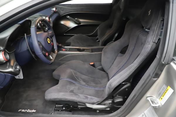 Used 2016 Ferrari F12tdf for sale $869,900 at Bugatti of Greenwich in Greenwich CT 06830 15