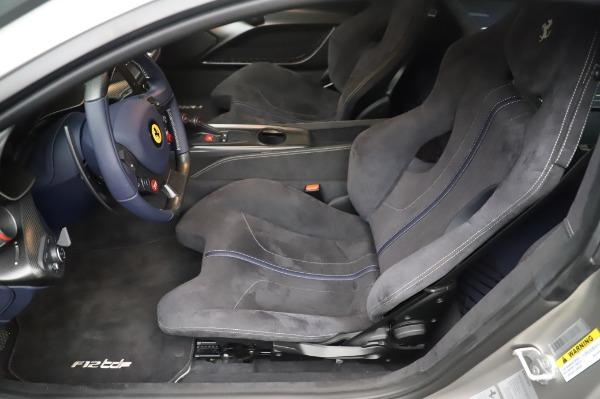 Used 2016 Ferrari F12tdf for sale $869,900 at Bugatti of Greenwich in Greenwich CT 06830 17