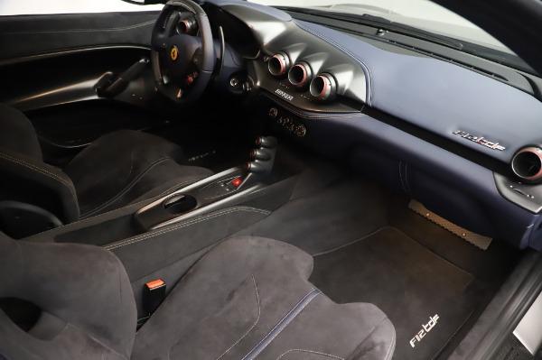 Used 2016 Ferrari F12tdf for sale $869,900 at Bugatti of Greenwich in Greenwich CT 06830 22
