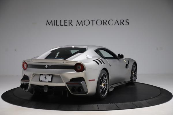Used 2016 Ferrari F12tdf for sale $869,900 at Bugatti of Greenwich in Greenwich CT 06830 7