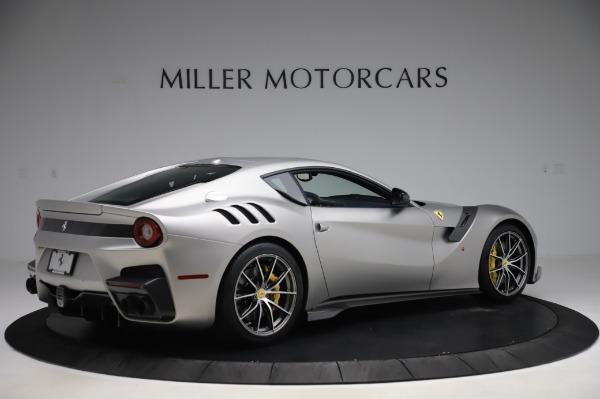 Used 2016 Ferrari F12tdf for sale $869,900 at Bugatti of Greenwich in Greenwich CT 06830 8