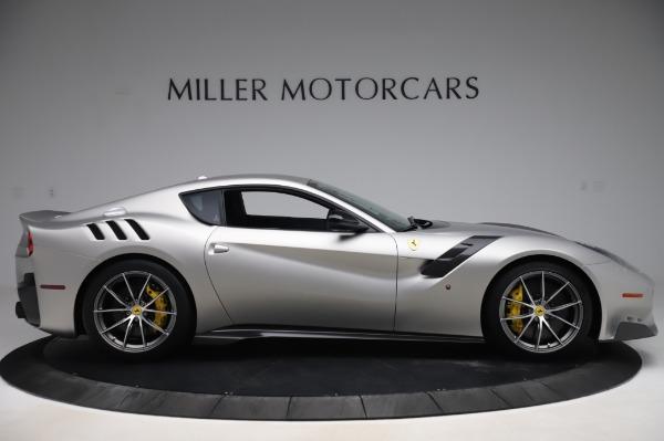 Used 2016 Ferrari F12tdf for sale $869,900 at Bugatti of Greenwich in Greenwich CT 06830 9