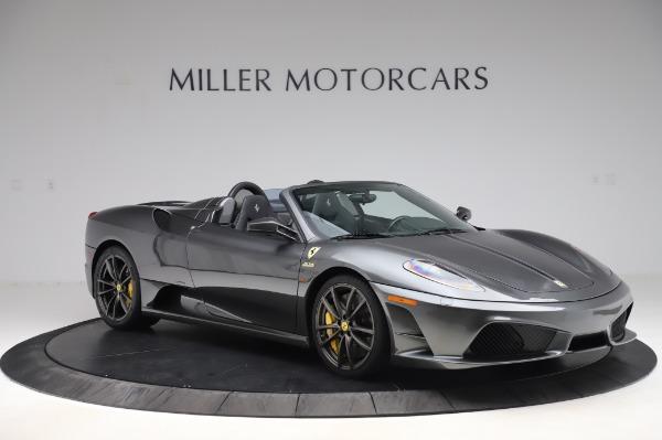Used 2009 Ferrari 430 Scuderia Spider 16M for sale $349,900 at Bugatti of Greenwich in Greenwich CT 06830 10