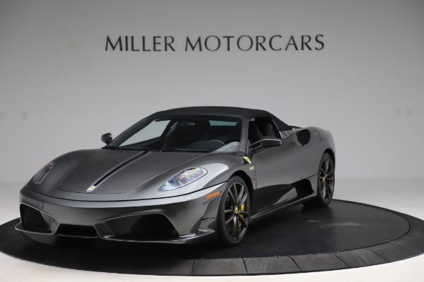 Used 2009 Ferrari 430 Scuderia Spider 16M for sale $349,900 at Bugatti of Greenwich in Greenwich CT 06830 12