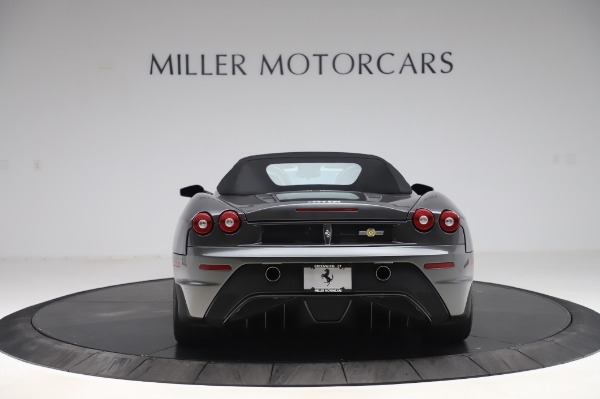 Used 2009 Ferrari 430 Scuderia Spider 16M for sale $349,900 at Bugatti of Greenwich in Greenwich CT 06830 15