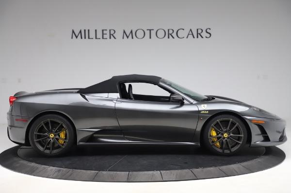 Used 2009 Ferrari 430 Scuderia Spider 16M for sale $349,900 at Bugatti of Greenwich in Greenwich CT 06830 17