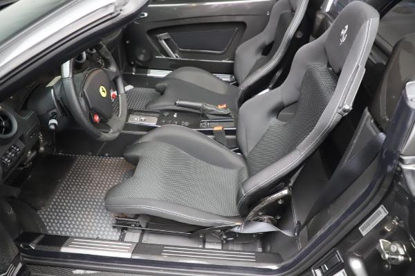Used 2009 Ferrari 430 Scuderia Spider 16M for sale $349,900 at Bugatti of Greenwich in Greenwich CT 06830 20