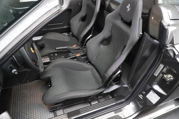Used 2009 Ferrari 430 Scuderia Spider 16M for sale $349,900 at Bugatti of Greenwich in Greenwich CT 06830 21