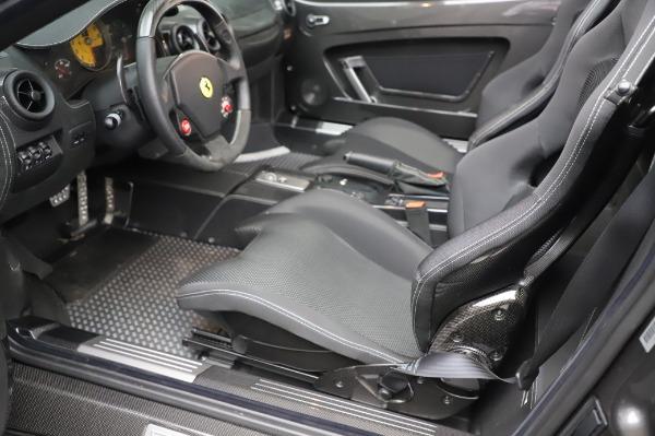 Used 2009 Ferrari 430 Scuderia Spider 16M for sale $349,900 at Bugatti of Greenwich in Greenwich CT 06830 24
