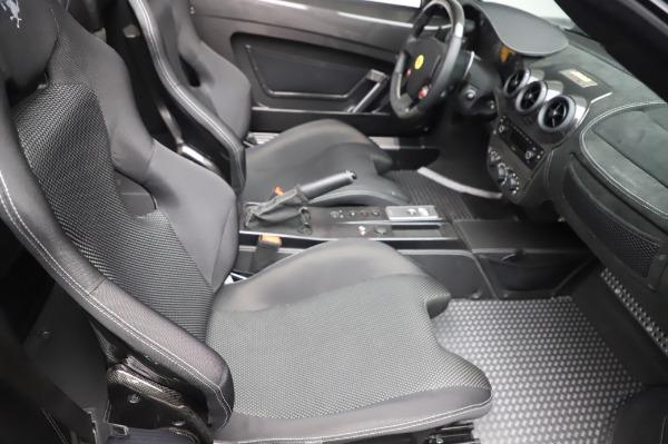 Used 2009 Ferrari 430 Scuderia Spider 16M for sale $349,900 at Bugatti of Greenwich in Greenwich CT 06830 26