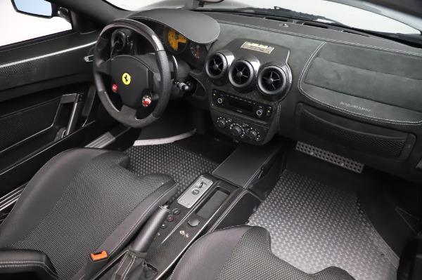Used 2009 Ferrari 430 Scuderia Spider 16M for sale $349,900 at Bugatti of Greenwich in Greenwich CT 06830 28