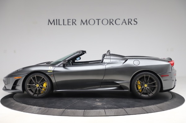 Used 2009 Ferrari 430 Scuderia Spider 16M for sale $349,900 at Bugatti of Greenwich in Greenwich CT 06830 3
