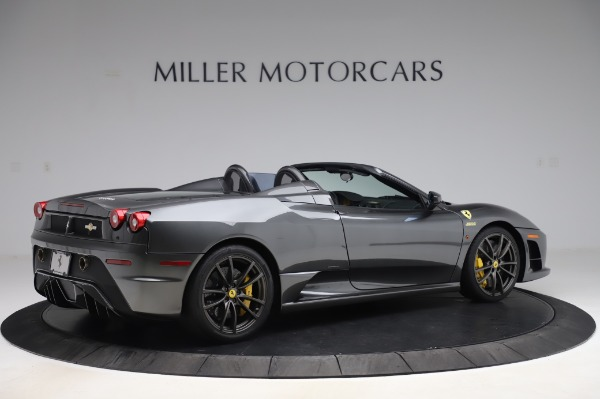 Used 2009 Ferrari 430 Scuderia Spider 16M for sale Call for price at Bugatti of Greenwich in Greenwich CT 06830 7