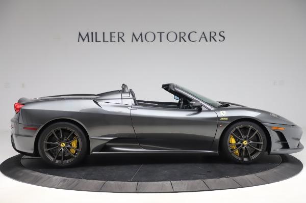 Used 2009 Ferrari 430 Scuderia Spider 16M for sale $349,900 at Bugatti of Greenwich in Greenwich CT 06830 8