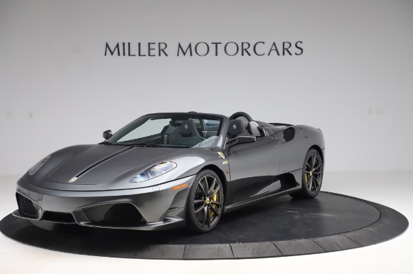 Used 2009 Ferrari 430 Scuderia Spider 16M for sale Call for price at Bugatti of Greenwich in Greenwich CT 06830 1