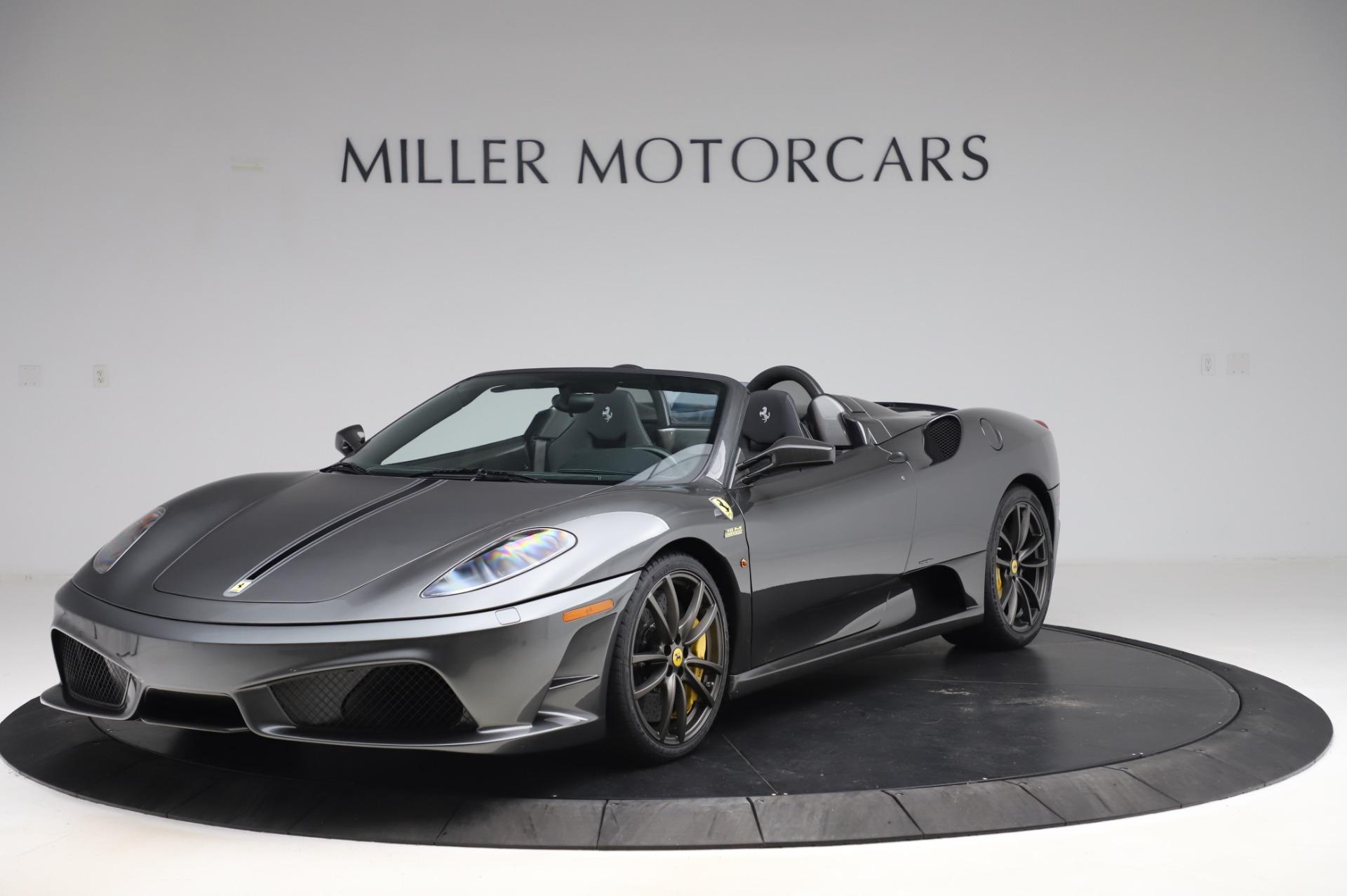 Used 2009 Ferrari 430 Scuderia Spider 16M for sale $325,900 at Bugatti of Greenwich in Greenwich CT 06830 1