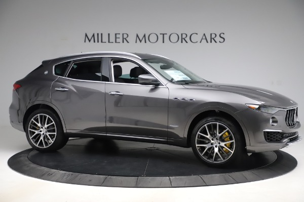 New 2020 Maserati Levante S Q4 GranLusso for sale $100,485 at Bugatti of Greenwich in Greenwich CT 06830 10