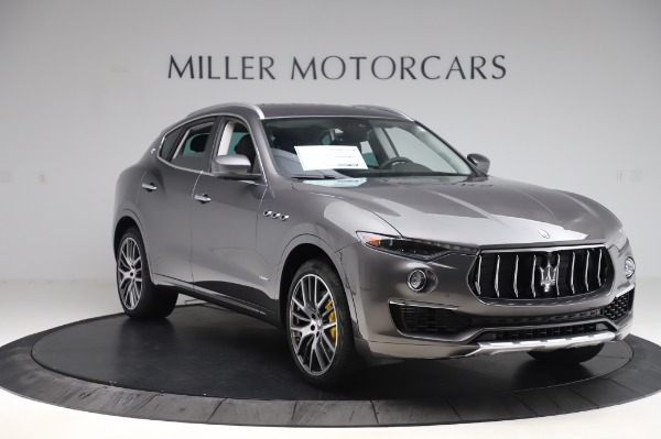 New 2020 Maserati Levante S Q4 GranLusso for sale $100,485 at Bugatti of Greenwich in Greenwich CT 06830 11