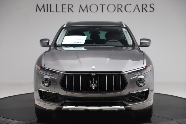 New 2020 Maserati Levante S Q4 GranLusso for sale $100,485 at Bugatti of Greenwich in Greenwich CT 06830 12