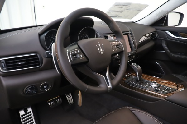 New 2020 Maserati Levante S Q4 GranLusso for sale $100,485 at Bugatti of Greenwich in Greenwich CT 06830 19