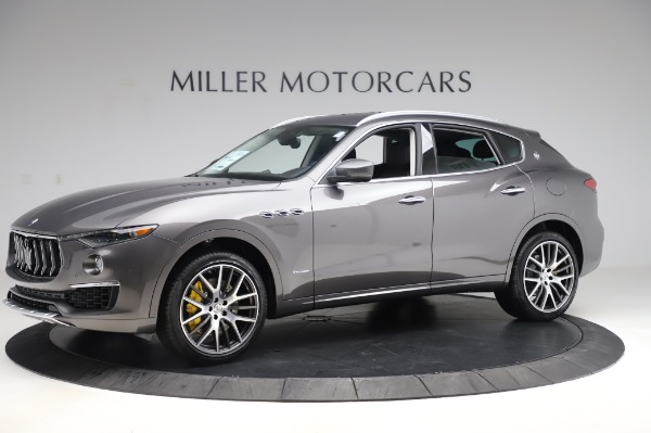 New 2020 Maserati Levante S Q4 GranLusso for sale $100,485 at Bugatti of Greenwich in Greenwich CT 06830 2
