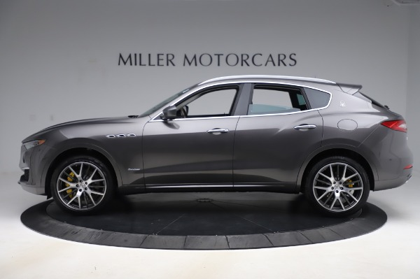 New 2020 Maserati Levante S Q4 GranLusso for sale $100,485 at Bugatti of Greenwich in Greenwich CT 06830 3