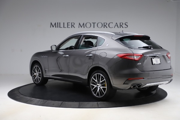 New 2020 Maserati Levante S Q4 GranLusso for sale $100,485 at Bugatti of Greenwich in Greenwich CT 06830 4